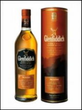 Glenfiddich 14 jaar, rich oak, 70 cl.