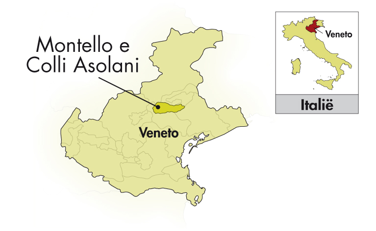 Loredan Gasparini Asolo Prosecco Superiore Spumante