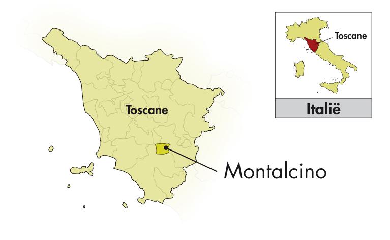 Castello Romitorio Brunello di Montalcino Filo di Seta