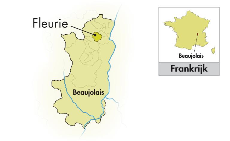 Jean-Paul Brun Terres Dorées Beaujolais Fleurie