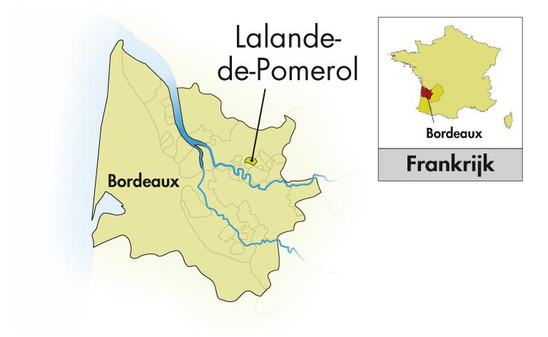 Château Tournefeuille Lalande de Pomerol
