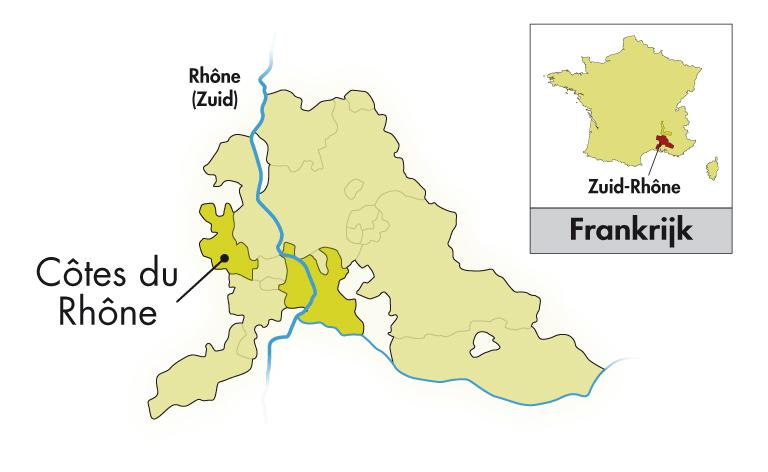 Le Clos du Caillou Côtes du Rhône Rouge