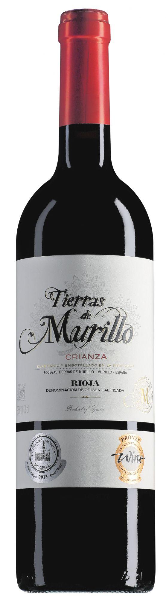 Tierras de Murillo Rioja Crianza