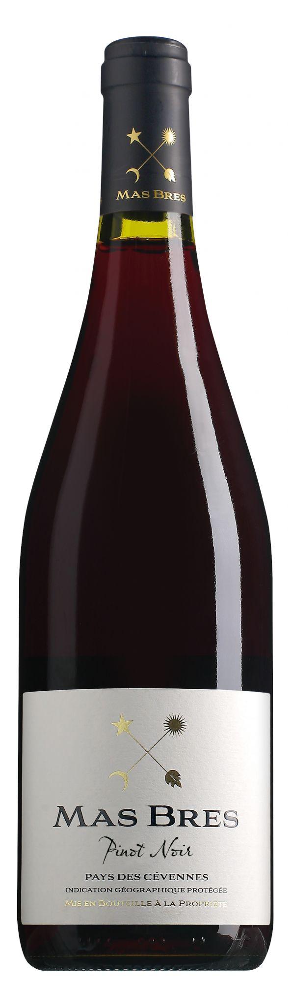 Mas Bres Pays des Cévennes Pinot Noir