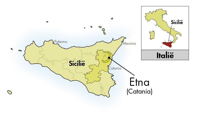 Tenuta delle Terre Nere Etna Bianco Calderara Sottana