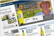 Digitaal wijnbericht
