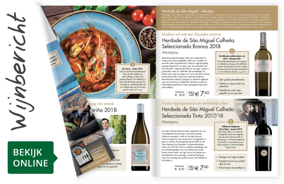 Online wijnbericht september 2019