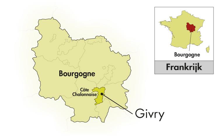 Domaine Besson Givry Les Bois Gautiers 1er cru