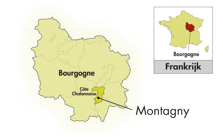 Domaine Berthenet Montagny Les Platières 1er cru