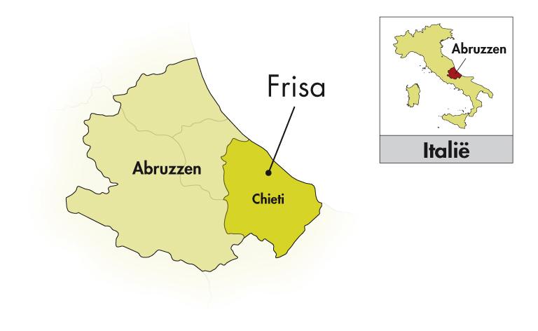 Collefrisio Terre di Chieti Vignaquadra Pecorino