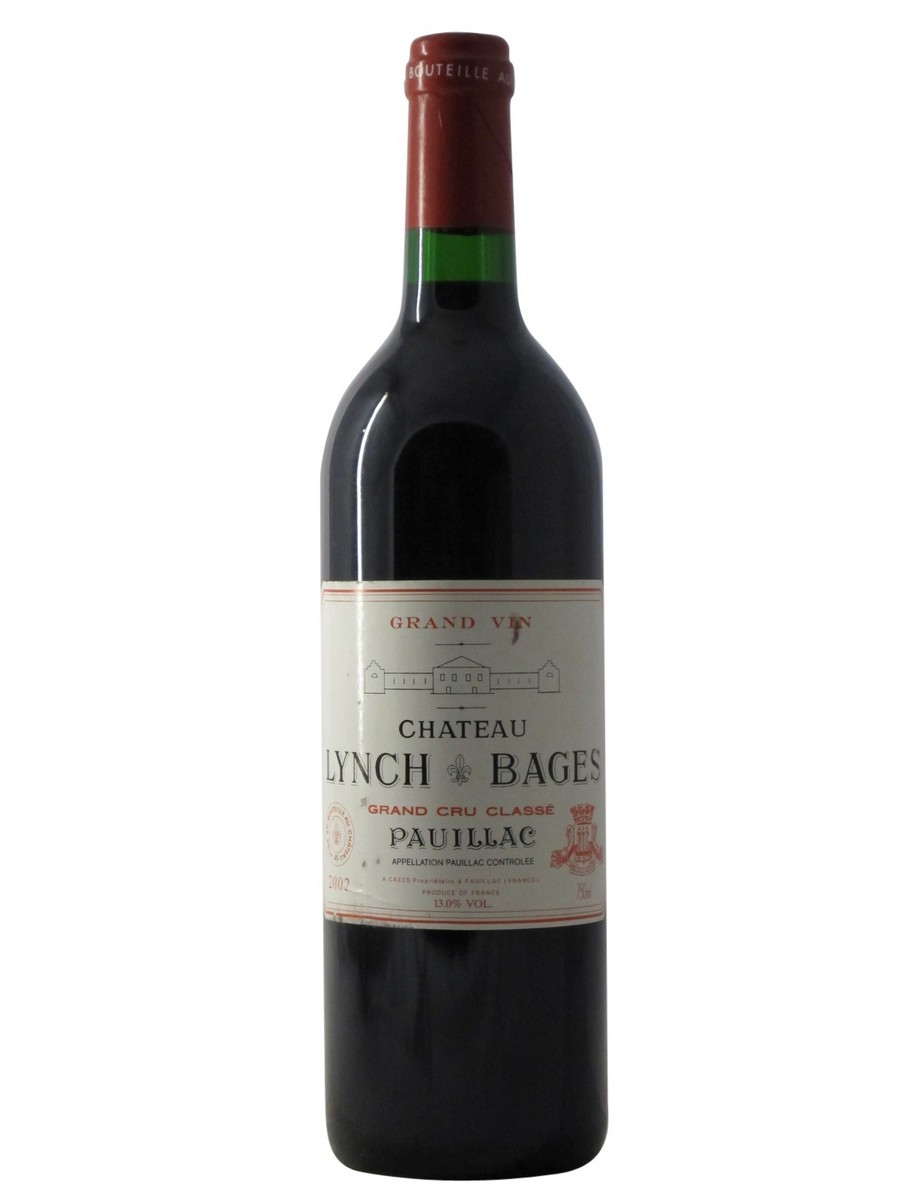 Chateau Lynch-Bages Pauillac 2007