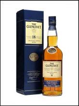 Glenlivet 18 jaar, 70 cl.
