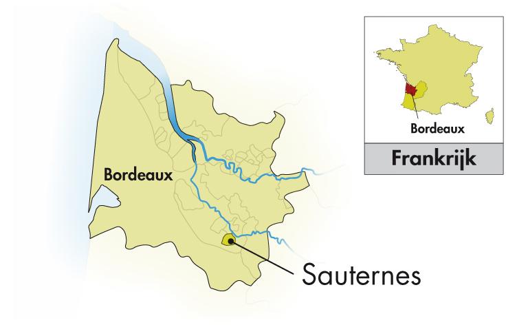 Château Gravas Sauternes